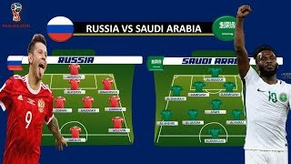 Reasons why Russia must win their World Cup 2018 opener against Saudi Arabia