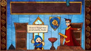 Message Quest - adventure