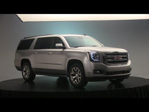 All new 2015 GMC Yukon Denali Debuts: Everything You've Ever Wanted to Know