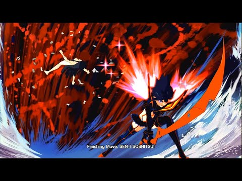 ALL BLOODY VALOR & SEN-I-SOSHITSU (DUB) | Kill la Kill IF |