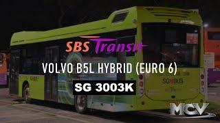 [SBS Transit] Volvo B5L Hybrid (SG3003K) on Service 272