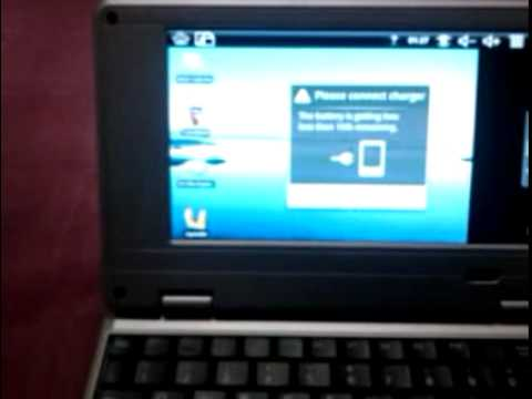 Pocket Pc WM 8505 V2 Windows CE 6.0 To Android Froyo 2.2 Root