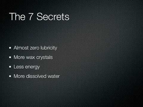 7 Secrets of ULSD the Government Doesn
