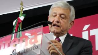 Discurso AMLO Congreso Nacional Extraordinario de MORENA