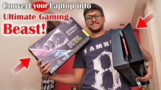 Convert Any Laptop into Ultimate Gaming Beast...
