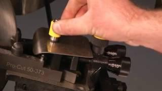 Видеоинструкция при замене колодок англ к Pro Cut  9 серии
