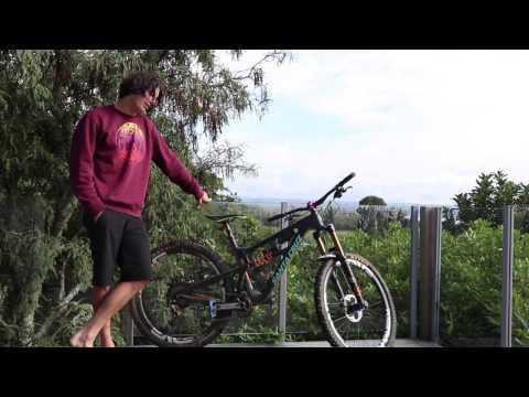 Ratboy Santa Cruz Hightower Bike Check