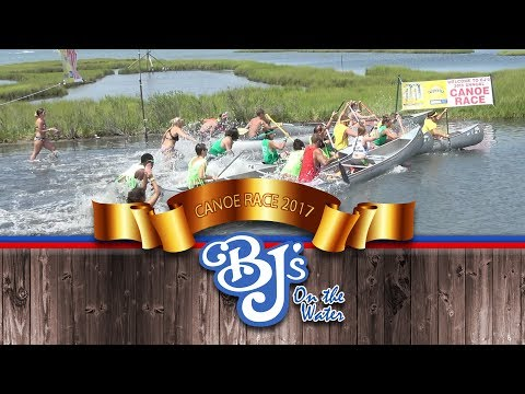 BJ's Canoe Race 2017