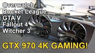 4K Gaming on the GTX 970