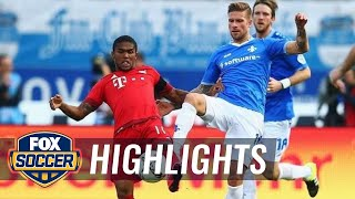 Video Gol Pertandingan Darmstadt 98 vs FC Bayern Munchen