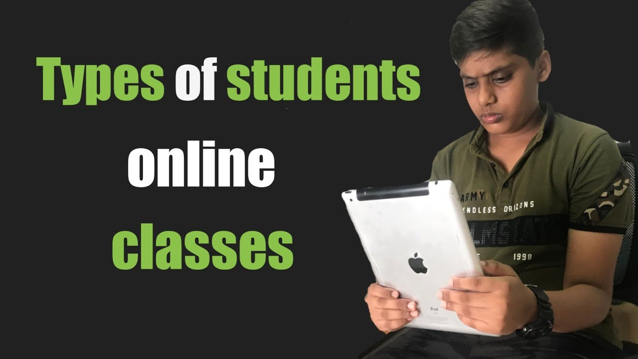 Types of students in #onlineclass # arth and pihu show  #comedy
