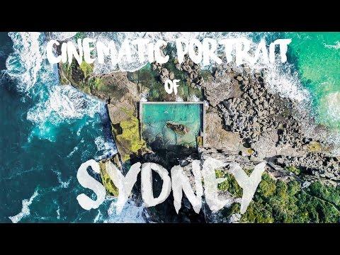Cinematic portrait of Sydney (4K) - Australia