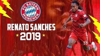 Renato Sanches 2019● Amazing Goals, Skills and Assists- Welcome To LOSC Lille ?