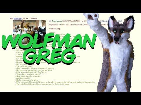 Greentext Stories Wolf Man Greg