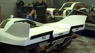 Porsche 917 Part 1 Gunnar Racing restoration