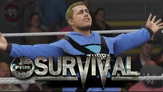 WWE 2K16: FaM Survival - Tubby Emu Promo