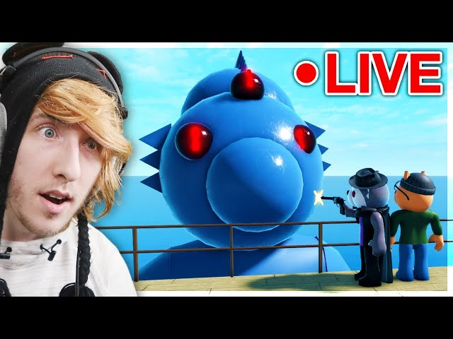 ROBLOX PIGGY: BOOK 2 CHAPTER 7.. (PART 1 OUT TODAY)   BIGGEST UPDATE EVER   🔴 KreekCraft Roblox LIVE