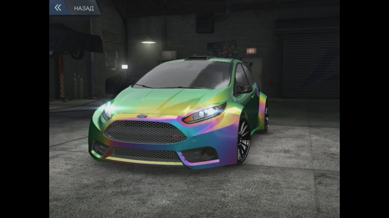 need for speed no limits ford fiesta st tuning part 7. Black Bedroom Furniture Sets. Home Design Ideas