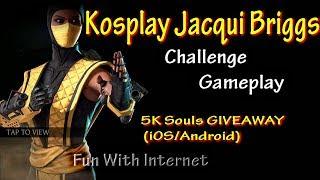 Kosplay Jacqui Briggs Challenge Gameplay iOS/Android