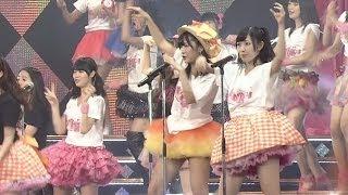 [HD] 豪華コラボ ヘビーローテーション - AKB48 ×ももクロ×乃木坂46×ハロプロ×SUPER☆GIRLS×私立恵比寿中学 etc / Heavy Rotation