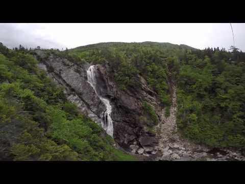 Marble Mountain Newfoundland Zip Line