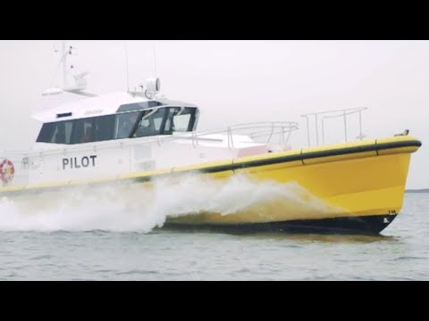 New Darwin Port pilot boat fully fitted with Simrad gear