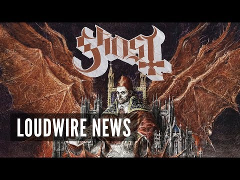 Ghost Lift the Veil on New Album 'Prequelle'