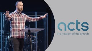 """ACTS 10 & 11 - """"The Mosaic of the Kingdom"""" - Sunday, June 13, 2021"""