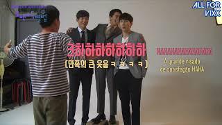 "[PT-BR] Bastidores do drama ""Romance Special Law"" - 2"