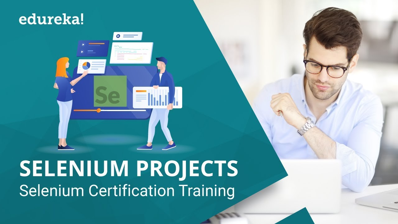 Download Selenium Projects For Beginners | Real-Time Selenium Projects | Selenium Training | Edureka