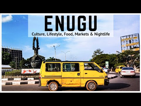 Explore Enugu City: Culture, Food, Market, Museum, Night life | ft. Alexis