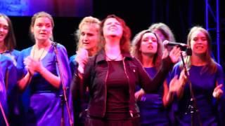 Скачать Ольга Олейникова и Sunny Side Singers Stand By Me