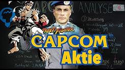 CAPCOM Aktienanalyse 🇯🇵Dann investiere ich 10.000 € - Capcom Aktie