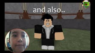 voice actor in roblox (almost 100% right)