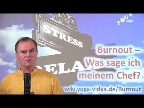 Burnout – Was sage ich meinem Chef