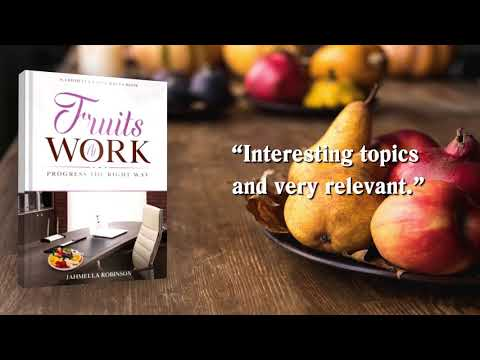 Book Trailer: FRUITS AT WORK