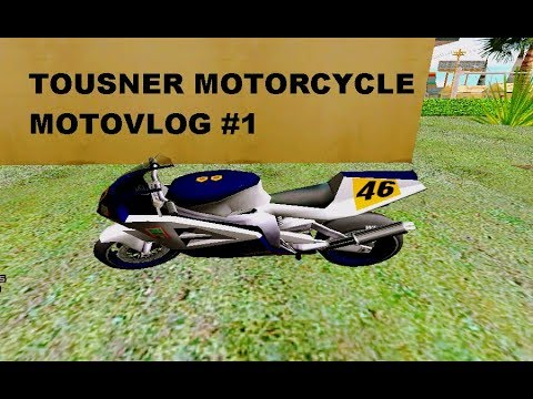 [Rina Roleplay]Tousner Motorcycle Motovlog #1