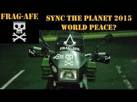 Sync The Planet 2015 - World Peace?