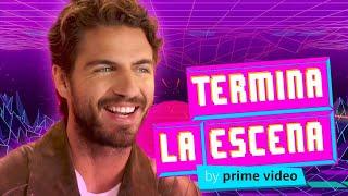 Termina la Escena... by Prime Video | Con Maxi Iglesias