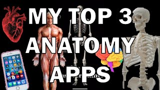 Top 3 Human Anatomy Apps screenshot 3