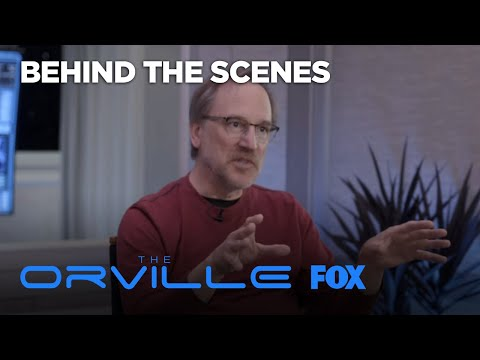The Science Of THE ORVILLE: Alien Life | Season 1 | THE ORVILLE