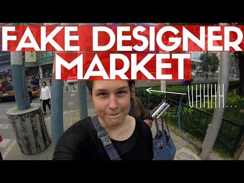 SILK STREET MARKET | Beijing Daily Vlogs