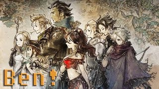 Octopath Early Impressions and Shining Resonance Refrain Review! | Ben