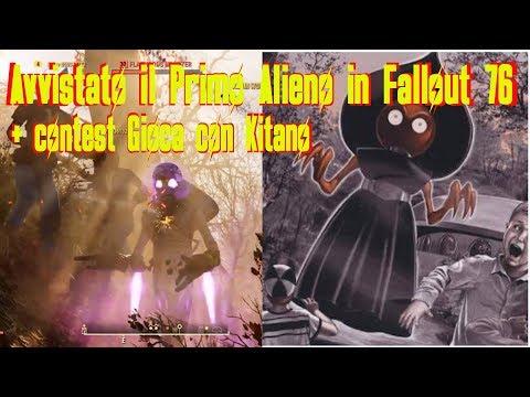 Primo Avvistamento Di Un ALIENO in Fallout 76 + Drago #giocaconkitano thumbnail