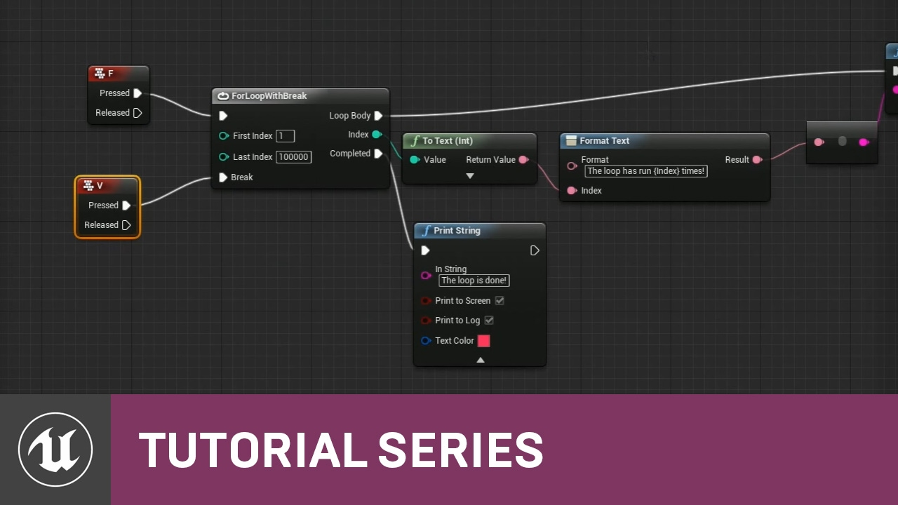 Blueprint essentials variables overview 01 v42 tutorial blueprint essentials variables overview 01 v42 tutorial series unreal engine youtube malvernweather Image collections