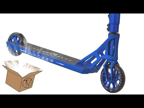 AO Sachem Complete - Unboxing and Overview │ The Vault Pro Scooters