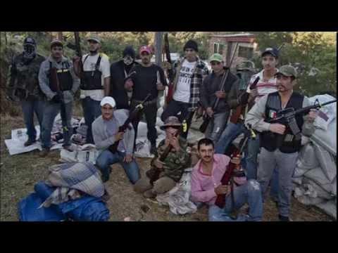 Grillonautas y Valor por Michoacán MUCHAS GRACIAS ( Autodefensas Michoacán)