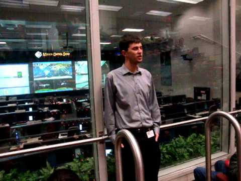NASA Mission Control Center Tour - Houston Texas