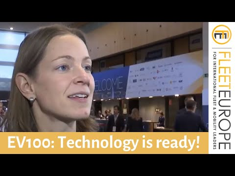 Sandra Roling (EV100): Technology is ready to switch to EVs