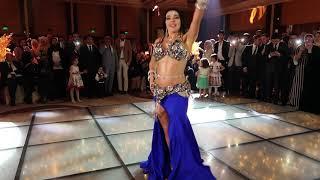 ALLA KUSHNIR BELLY DANCER- MEJANCE WEDDING IN CAIRO 2021
